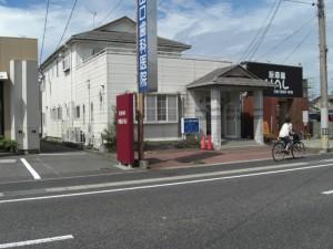 新潟市東区の山口歯科医院 外観