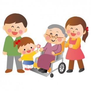 介護をなさっているご家族の皆様へのイメージ